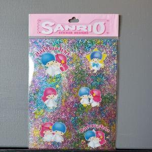 Sanrio Little Twin Stars Sticker Designs